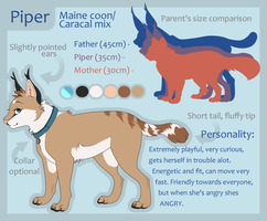 Piper ref by tootflap