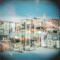 HOLGA: Venice x 2 by pet-rubber-duck