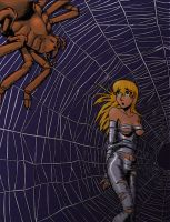 Spider Commission by NotEricMrock
