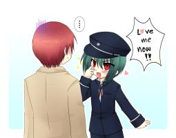 Angel Beats : Naoi X Otonashi by pai-shiifan