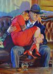 The honeymooners by cyndavalle