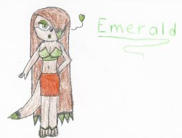 Emerald (New Style) by Wolfblade-Numbs