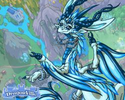 DragonVille EV2 Oracle Dragon by VIIStar