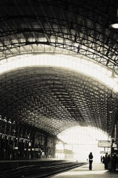 Station Haarlem by RikkiiZ