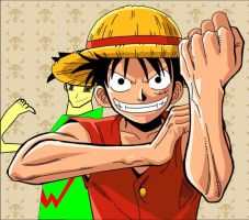 Cody and luffy: a cool team by good2games