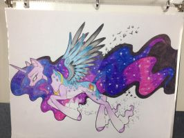 Eternal Princess by Silent-Shadow-Wolf