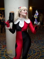DC 12 - Oh Puddin'... by aXkosplay