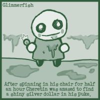Cheretin's Lucky Day by glimmerfish