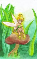 Tinkerbell by amy2sa-fan