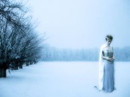 Snow queen by fotojenny