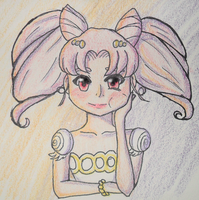 Chibiusa by ChesCayk