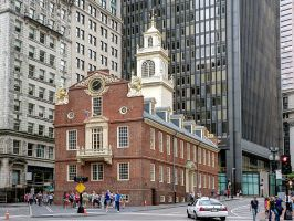 The Old State House by MisterKrababbel