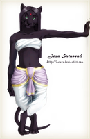 Jaya Saraswati by Kate-V