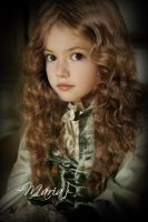 Mackenzie Foy as Renesmee by deliradubbiosa