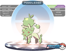 #031: Poodledge by Lanmana