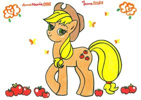 Applejack by AnneMarie1986