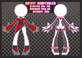 Clothing Adoptables Auction CLOSED by AdoptSonicCharacter