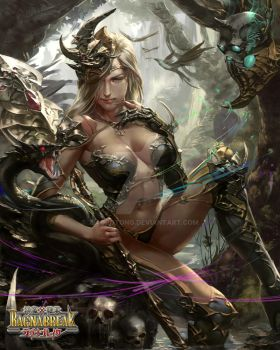 Witch URD by XiaoBotong