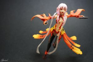 Inori Yuzuriha - Guilty Crown by Garivel