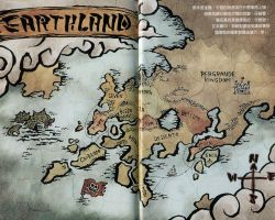 The World of Fairy Tail - Earthland by Piratenking