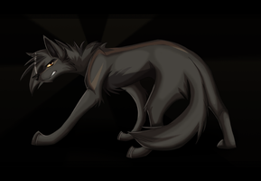 In the Shadows by kimba16