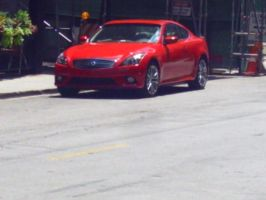 Red Infiniti by NationalMind