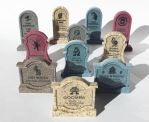 Tombstone Collection 2013: Group Shot by ChinookCrafts