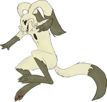 Third Place In Art Giveaway: Eka by xfoxflamex