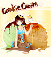 Contest entry: Cookie cream by K0ii