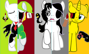 oc an creepypasta:what my cutie mark is telling me by AskPonyRin