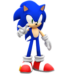 The Fastest Thing Alive Sonic! by NIBROCrock