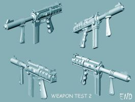 Weapon Test 2 by Arthammer