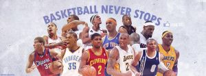 Basketball Never Stops FB Cover Photo by lisong24kobe
