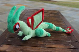 Flygon beanie by Emberfall0507