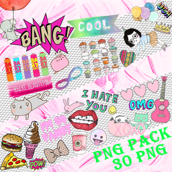 Png Pack by joyrene