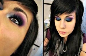 Face of the day by Marika-Vengeance