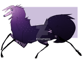 Galaxy Doohound Auction :CLOSED: by Koiremains
