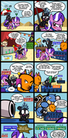 Diamond and Dazzle: Adventure (World 2) by MagerBlutooth