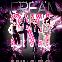 2NE1 vs. 2NE1: Worldwide Scream (Drokas Remix) by Awesmatasticaly-Cool
