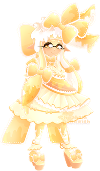 Lemon Meringue Inkling by Ghiraham-Sandwich