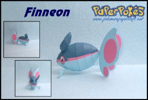 Finneon by Toshikun
