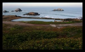 Morning at Lands End by JordanWalker