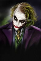 Joker by JonyRichardson
