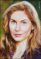Elizabeth Mitchell -LOST by DavidDeb