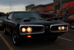 Lit Up Super Bee by KyleAndTheClassics