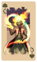 Flame Oracle by thedandmom