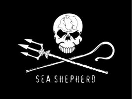 Sea Shepherd vector by LegendsOfLosAngeles