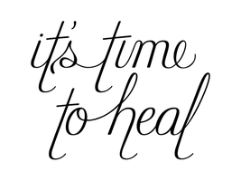 It's Time to Heal by dani-kelley