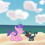 Diamond and Dazzle: Hawaii by MagerBlutooth