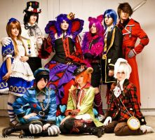 Heart no Kuni no Alice Band by Mitsuko-Vicious
